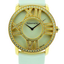 Tiffany Gelbgold Quarz Atlas neu