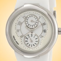 Philip Stein Active Steel 38mm White United States of America, Illinois, Northfield