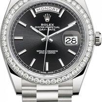 Rolex Day-Date 40 neu Automatik Uhr mit Original-Box und Original-Papieren