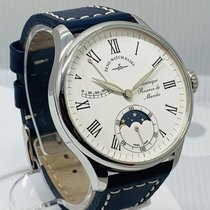 Zeno-Watch Basel Aço 6274PR-g3 novo