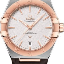 Omega Constellation new 2021 Automatic Watch with original box 131.23.39.20.02.001