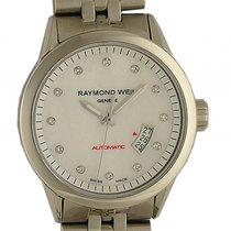 Raymond Weil Freelancer Stahl Diamond Perlmutt Automatik 29mm