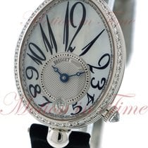 Breguet Reine de Naples White gold 28.5mm Mother of pearl Arabic numerals United States of America, New York, New York