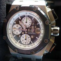 Audemars Piguet Titanium Automatic 44mm new Royal Oak Offshore Chronograph