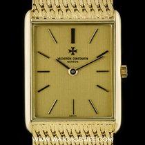 Vacheron Constantin 18k Yellow Gold Champagne Dial Vintage...