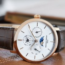 Frederique Constant Manufacture Slimline Perpetual Calendar FC-775V4S4 2020 new