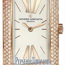 Vacheron Constantin 1972 Rose gold 21mm Silver United States of America, New York, Airmont
