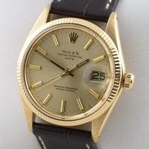 Rolex DATE  1503 18K GOLD GELBGOLD HERRENUHR