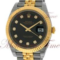 Rolex Datejust 126333 bkdj pre-owned