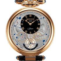 Bovet Fleurier Complications Monsieur BOVET · 7-Day Power...