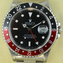 Rolex GMT-Master II, L-Serie, Rot-Schwarz Lünette, red-black...