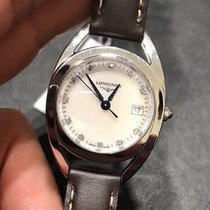 Longines Equestrian L6.136.4.87.2 Longines  EQUESTRIAN Diamanti Madreperla new