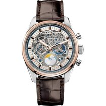 Zenith El Primero Chronomaster new Automatic Chronograph Watch with original box and original papers 51.2530.4047/78.c810