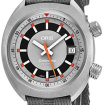 Oris Chronoris Steel Grey United States of America, New York, Brooklyn