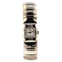 Omega Constellation Ladies pre-owned 19mm White