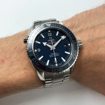 Omega 232.90.46.21.03.001 Titanium Seamaster Planet Ocean 46mm new United States of America, New York, New York