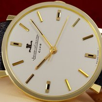 Jaeger-LeCoultre Gold Watch 18K from 1970 Perfect