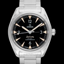 Omega Seamaster Railmaster Black Steel 40mm - 220.10.40.20.01.001