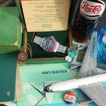 Rolex GMT-Master 1675, 1964, Glossy Gilt Dial, PCG, Cornino