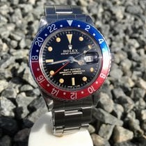 Rolex 1675 Steel GMT-Master 40mm