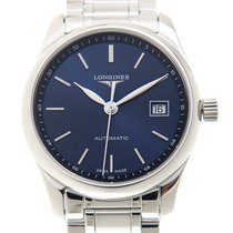 Longines Master Collection Steel 29mm Blue