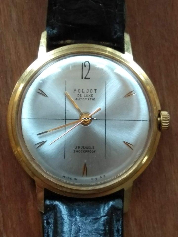 Koupě hodinek Poljot  83db64be91a