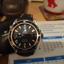 Omega 2201.51.00 Aço 2007 Seamaster Planet Ocean 42mm usado