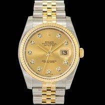 Rolex 116233 G Yellow gold Datejust new United States of America, California, San Mateo