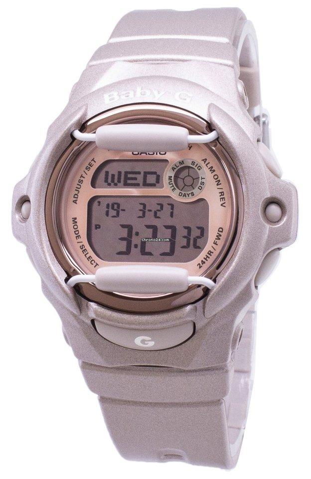64bc814673e7 Casio Baby-G Digital World Time Databank BG-169G-4 BG169G-4... for  81 for  sale from a Seller on Chrono24