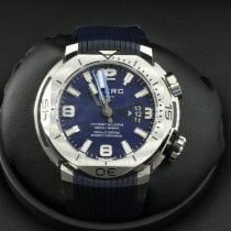 Clerc Hydroscaph H1 Chronometer Steel 48mm