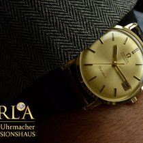 Omega Genève Yellow gold