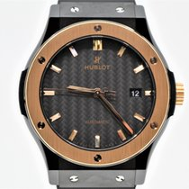 Hublot Classic Fusion 45, 42, 38, 33 mm neu Automatik Uhr mit Original-Box und Original-Papieren 542.CO.1781.RX