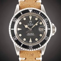 Tudor 76100 Vintage Steel 1984 Submariner pre-owned United Kingdom, London