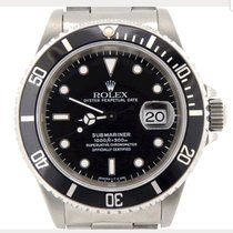 Rolex 16610 Steel 1994 Submariner Date 40mm pre-owned United States of America, California, Sylmar