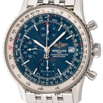 Breitling Navitimer Heritage Steel 41mm Blue United States of America, Texas, Austin