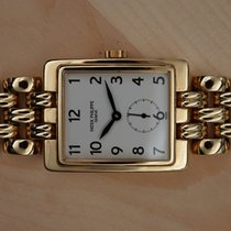 Patek Philippe Yellow gold 25mm Manual winding 5010 pre-owned