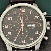 Zeno-Watch Basel Acél 47mm Automata 8557TVDD használt