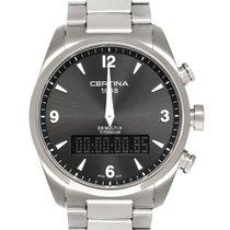 Certina Titanium 42mm Quartz C020.419.44.087.00 new