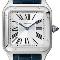 Cartier Santos (submodel) WSSA0023 new