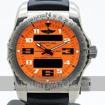 Breitling Emergency Titan 51mm Orange