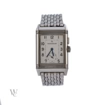 Jaeger-LeCoultre 272.8.54 Stahl 2016 Reverso Duoface 26mm gebraucht