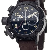 U-Boat Chimera Carbon 48mm Black