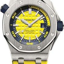 Audemars Piguet Royal Oak Offshore Diver 15710ST.OO.A051CA.01 pre-owned