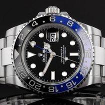 Rolex Automatic Black 40mm GMT-Master II