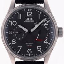 Oris Big Crown ProPilot Calibre 111 Steel 44mm Grey Arabic numerals