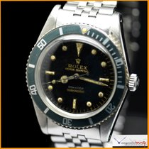 Rolex Submariner ref 5508 James Bond Gilt Dial Rare