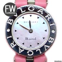 Bulgari B.Zero1 Steel 22mm Pink No numerals