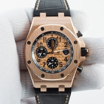 Audemars Piguet Royal Oak Offshore Chronograph Rose gold Champagne United States of America, Pennsylvania, Richboro
