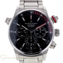 Maurice Lacroix Steel 43mm Automatic P16018-SS002-330 pre-owned