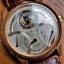 Glashütte Original 41-02-03-04-06 Очень хорошее Pозовое золото 39mm Механические Россия, Москва